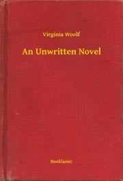 An Unwritten Novel E-KÖNYV