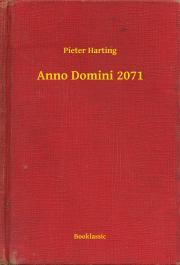 Harting Pieter - Anno Domini 2071 E-KÖNYV