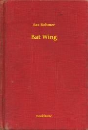 Rohmer Sax - Bat Wing E-KÖNYV