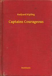 Kipling Rudyard - Captains Courageous E-KÖNYV