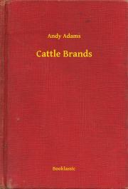Adams Andy - Cattle Brands E-KÖNYV