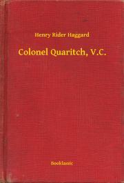 Haggard Henry Rider - Colonel Quaritch, V.C. E-KÖNYV