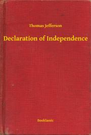 Jefferson Thomas - Declaration of Independence E-KÖNYV