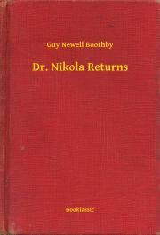 Dr. Nikola Returns E-KÖNYV