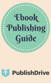 Jentetics Kinga - Ebook Publishing Guide from PublishDrive E-KÖNYV