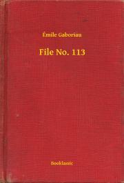 File No. 113 E-KÖNYV