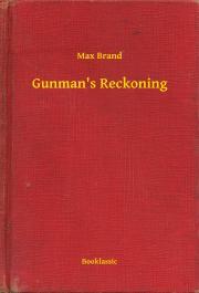 Brand Max - Gunman's Reckoning E-KÖNYV