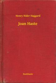 Haggard Henry Rider - Joan Haste E-KÖNYV