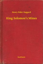 Haggard Henry Rider - King Solomon's Mines E-KÖNYV