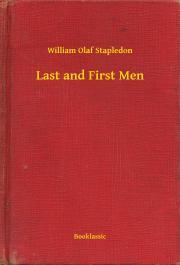 Stapledon William Olaf - Last and First Men E-KÖNYV
