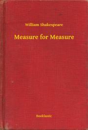 Shakespeare William - Measure for Measure E-KÖNYV