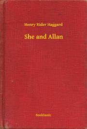 Haggard Henry Rider - She and Allan E-KÖNYV