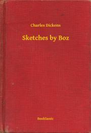 Sketches by Boz E-KÖNYV