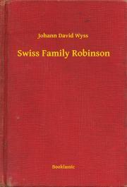 Wyss Johann David - Swiss Family Robinson E-KÖNYV