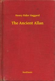 Haggard Henry Rider - The Ancient Allan E-KÖNYV