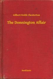Chesterton Gilbert - The Donnington Affair E-KÖNYV