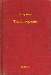 James Henry - The Europeans E-KÖNYV