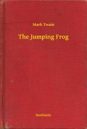 Twain Mark - The Jumping Frog E-KÖNYV