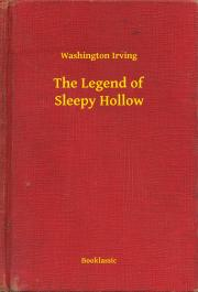 Irving Washington - The Legend of Sleepy Hollow E-KÖNYV