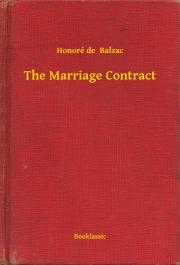 de Balzac Honoré - The Marriage Contract E-KÖNYV