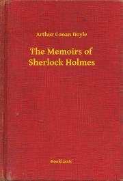 Doyle Arthur Conan - The Memoirs of Sherlock Holmes E-KÖNYV