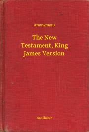 The New Testament, King James Version E-KÖNYV