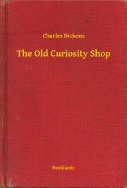 Dickens Charles - The Old Curiosity Shop E-KÖNYV