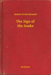 Howard Robert Ervin - The Sign of the Snake E-KÖNYV
