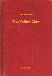 Rohmer Sax - The Yellow Claw E-KÖNYV