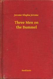 Klapka Jerome - Three Men on the Bummel E-KÖNYV