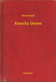 Brand Max - Ronicky Doone E-KÖNYV