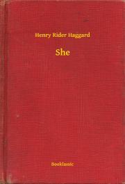 Haggard Henry Rider - She E-KÖNYV