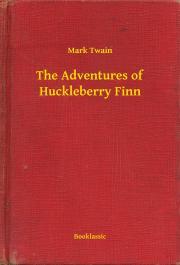 Twain Mark - The Adventures of Huckleberry Finn E-KÖNYV