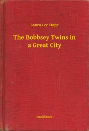 Hope Laura Lee - The Bobbsey Twins in a Great City E-KÖNYV