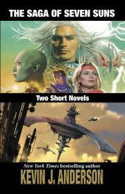 The Saga of Seven Suns Two Short Novels E-KÖNYV