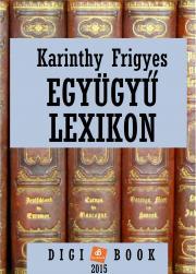 Együgyű lexikon E-KÖNYV