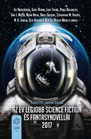 Az év legjobb science fiction és fantasynovellái 2017 E-KÖNYV