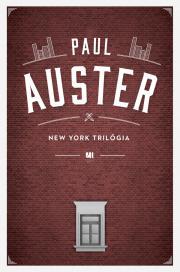 Auster Paul - New York Trilógia E-KÖNYV