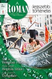 A Romana legszebb történetei 19. kötet (Lagúnák városa) - Velencei vizeken, Sophia titka, Üvegszív  E-KÖNYV